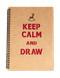 "Альбом ""Keep Calm and Draw"" - 1"