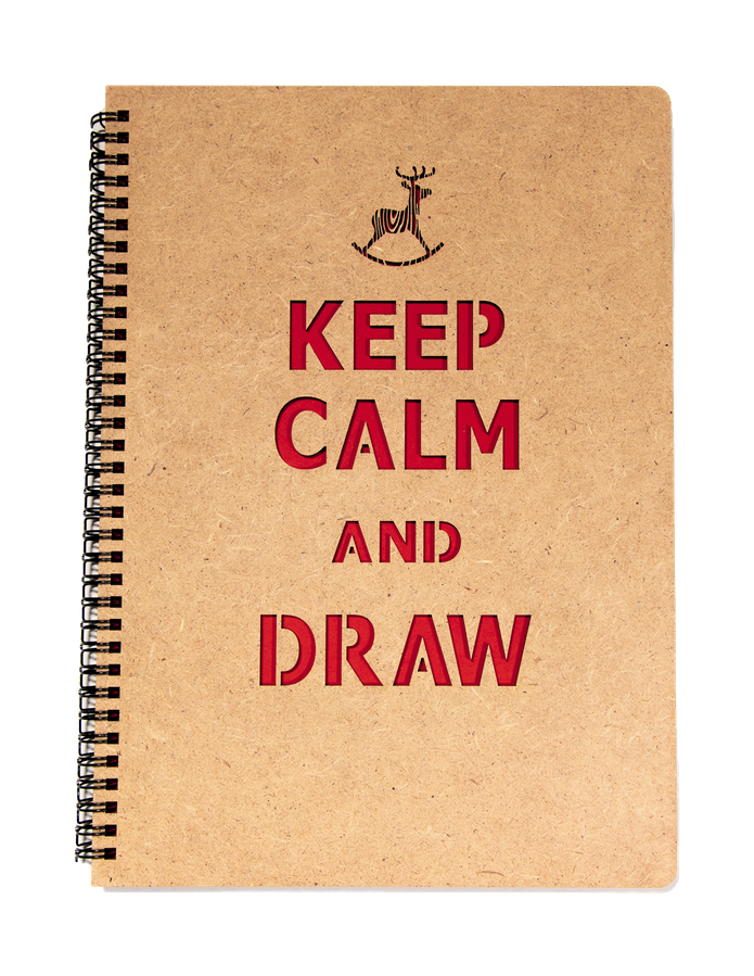 "Альбом ""Keep Calm and Draw"""